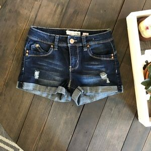NWOT Perfect Jean Shorts!